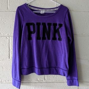 PINK Long-Sleeve Top